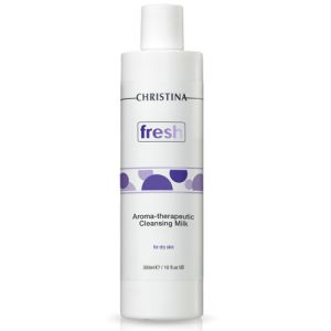Latte detergente per aromaterapia  - Fresh Aroma Therapeutic Cleansing Milk for dry skin