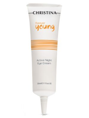 Nachtcreme für die Augenpartie - Forever Young Active Night Eye Cream