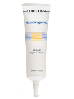 Crema blanqueadora - FluorOxygen +C Alpha C Night Cream