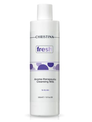 Fresh-Aroma Therapeutic Cleansing Milk for dry skin