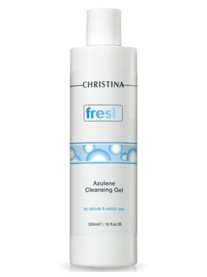 Gel limpiador - Fresh Azulene Cleansing Gel for normal skin
