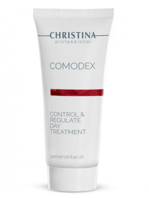 Comodex Control & Regulate Day Treatment