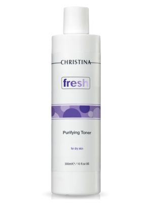 Reinigungstonikum für trockene Haut - Fresh Purifying Toner for dry skin with Lavender