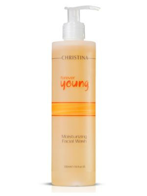 Jabón facial - Forever Young Moisturizing Facial Wash