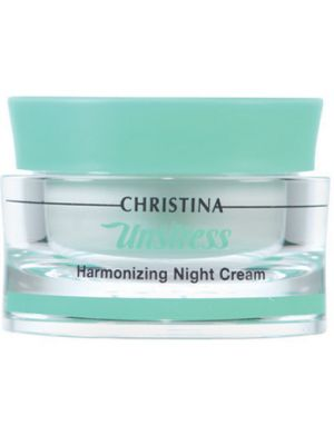 调理晚霜 - Unstress: Harmonizing Night Cream