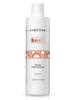 Sapone al gel di miele per la pelle grassa - Fresh Honey Cleansing Gel