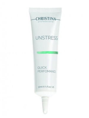 瞬间舒缓霜 - Unstress: Quick Performance Calming Cream
