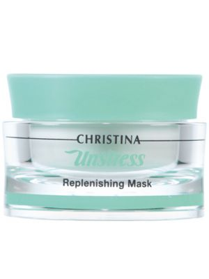 焕彩面膜 - Unstress Replenishing Mask