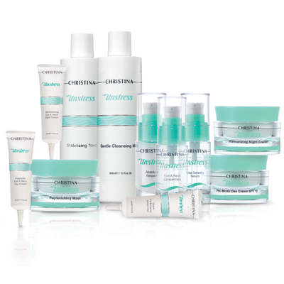 It increases the skin's moisture level and combats premature aging