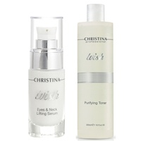Eye&Neck Lifting Serum + Purifying Toner